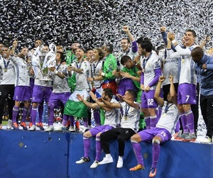 cardiff, ucl, and real madrid image