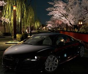 audi r8, black, and car image