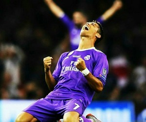 champion, cristiano ronaldo, and real+madrid+ image