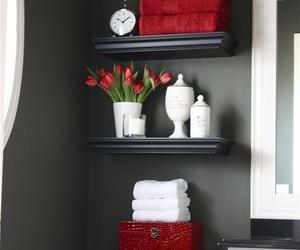bathroom and decor image