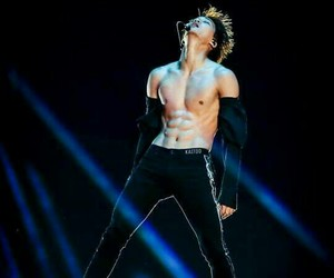 abs, exo, and sexy image