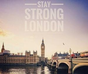 london and pray image