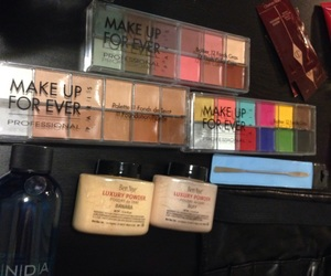makeup forever and flash palettes image