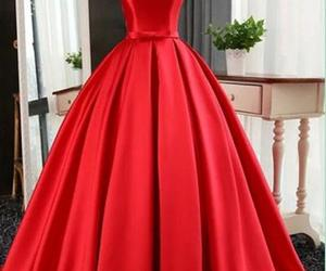 evening dresses, evening gown, and prom dresses image