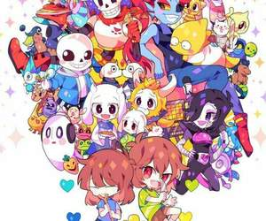 undertale and game image
