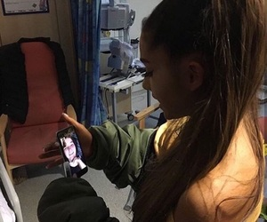 ariana grande, ariana, and one love manchester image
