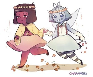 art and steven universe image
