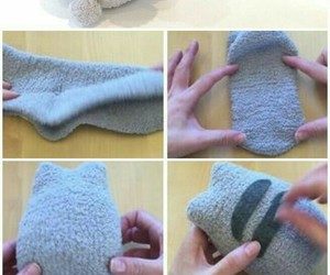 diy, peluche, and facil image