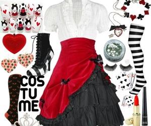 queen of hearts daughter image