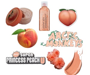 edit, peach, and overlays image
