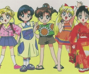kawaii, sailor moon, and cute image