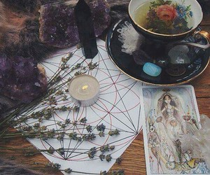 witch and magic image