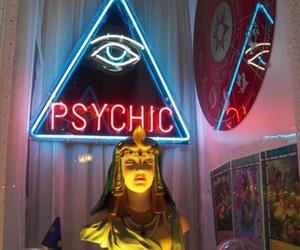 illuminati and psychic image