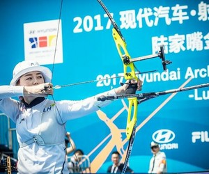 archery, world cup, and bow image