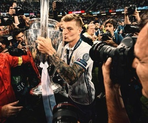 real madrid and toni kroos image