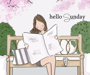 art, Sunday, and boho image