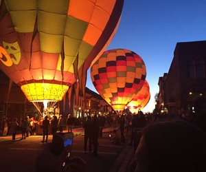 balloons, color, and festival image