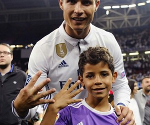 real madrid, champion, and cristiano ronaldo image