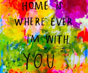 home, art, and you image