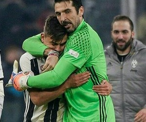 football, ucl, and juve image
