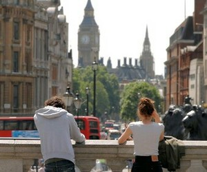 like crazy, love, and london image