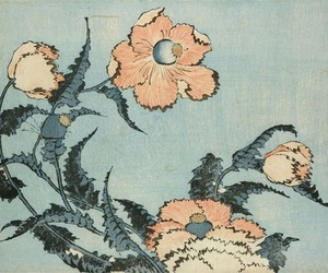 hokusai and print image