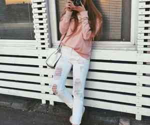 style, bag, and beautiful image