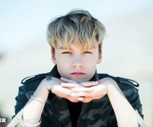 kpop, Seventeen, and vernon image