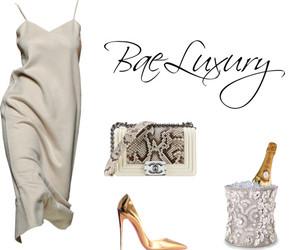 Polyvore and baeluxury image