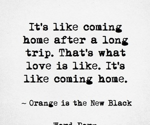 home, travel, and love image