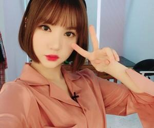 gfriend, eunha, and kpop image