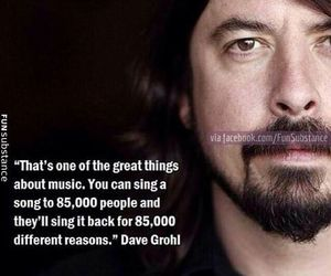 music, dave grohl, and quotes image