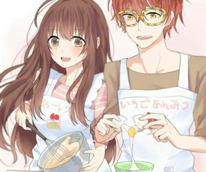 707 and mystic messenger image