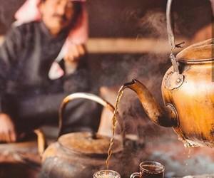 culture, jordan, and tea image