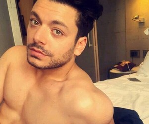 french, man, and kev adams image