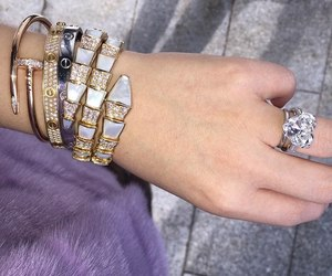 accessories, cartier, and expensive image