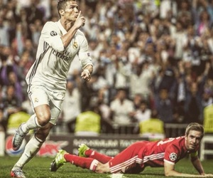 cristiano ronaldo, real madrid, and love image