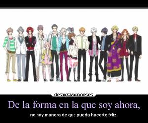 anime, frases, and brothers conflict image