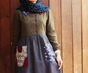hijab, islam, and محجبات image
