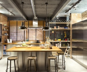 kitchen, decor, and interior design image