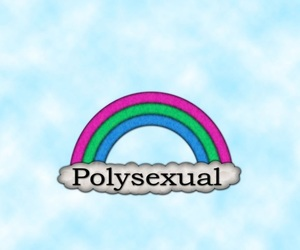 pride, lgbt, and polysexual image