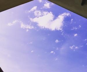 blue sky, Sunny, and sunset image