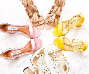 fashion, heels, and pretty image
