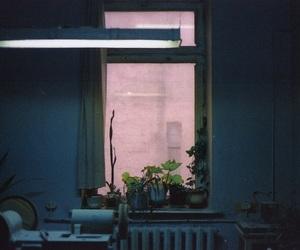 room, grunge, and window image