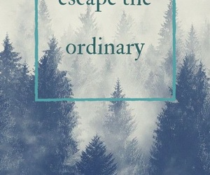 background, escape, and quote image