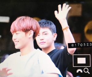 ace, donghun, and Chan image