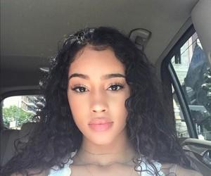 curls, pretty, and lalatheislandgal image