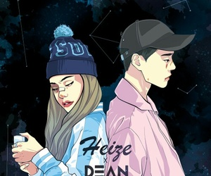 dean and heize image