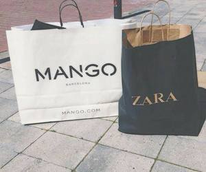 bags, clothes, and label image