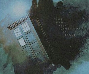 blue, doctor who, and dw image